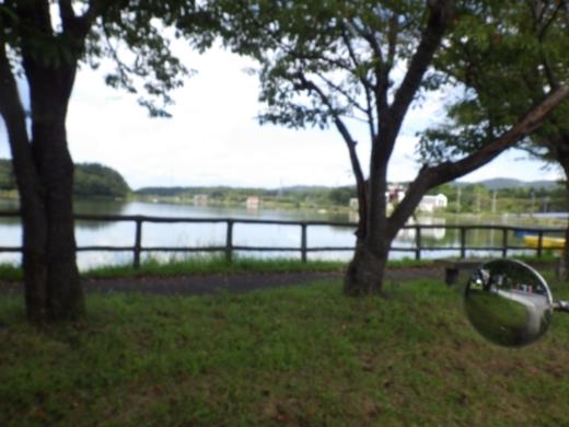上野沼キャンプ場 (9)