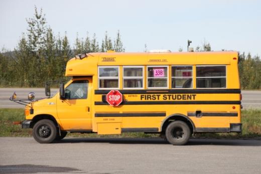 スクールバスショート (1)