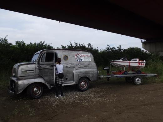 大利根橋で釣り (18)