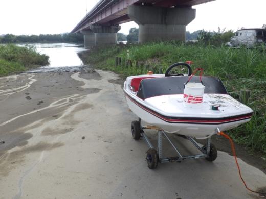 大利根橋で釣り (62)
