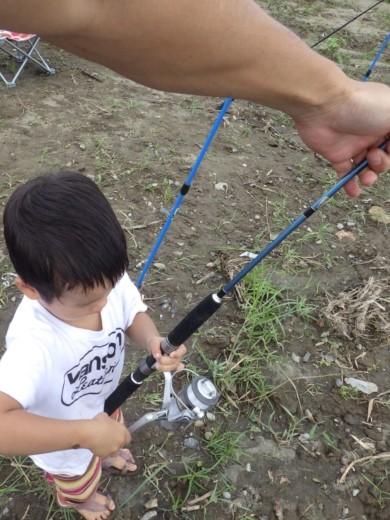 大利根橋で釣り (49)