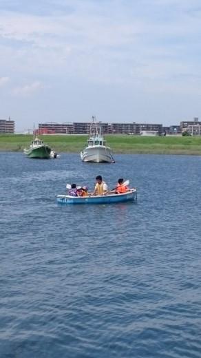 江戸川放水路 (4)