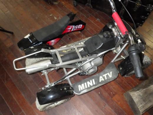 ATV分解 (5)