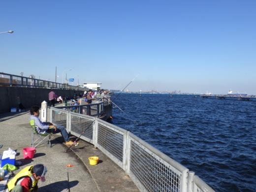 本牧海釣り施設 (9)