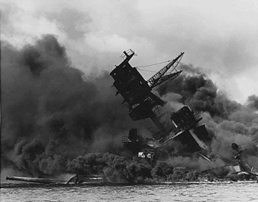 戦艦アリゾナ1
