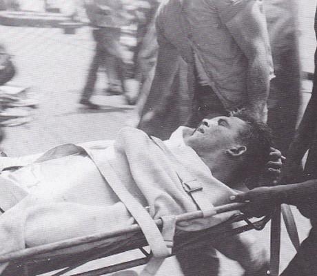 バンカー・ヒル戦傷者2