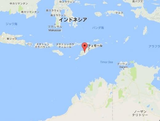 ティモール島1