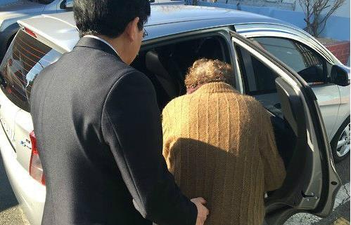 90歳ハルモニ大阪慰安婦1