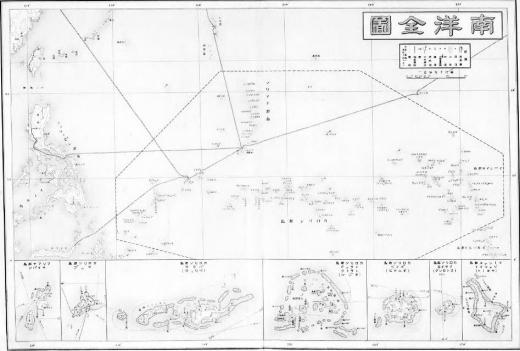 南洋地図1