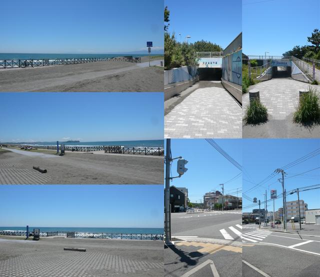 ■物件から海まで徒歩11分!!自転車なら3分でビーチ!!チサン・チーパーでサーフィン!サーファーにおすすめ!!!