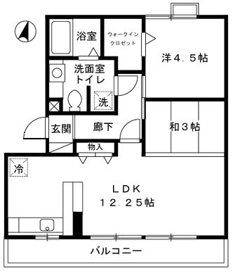 ■物件番号P4799 柳島エリア!海3分!ペット可!1LDK+S+WIC!オートロック!築浅キレイ!格安7.6万円!