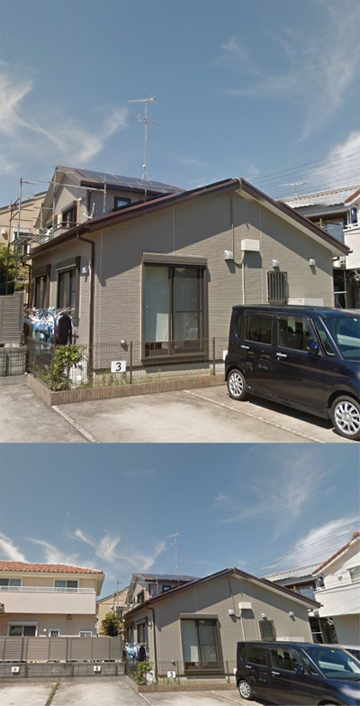 ■物件番号4584 辻堂海側!駅9分!激レアな2007年築の平屋!貸家!小型犬OK!1DK+納戸!7.9万円!