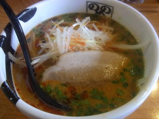 辛麻醤麺(赤)