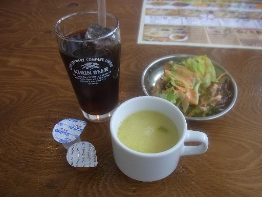 サラダ・スープ・ドリンク