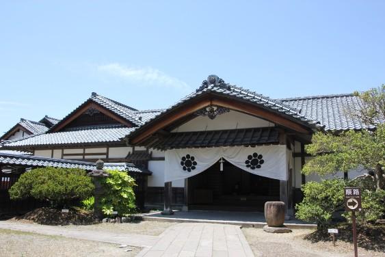 会津藩家老屋敷