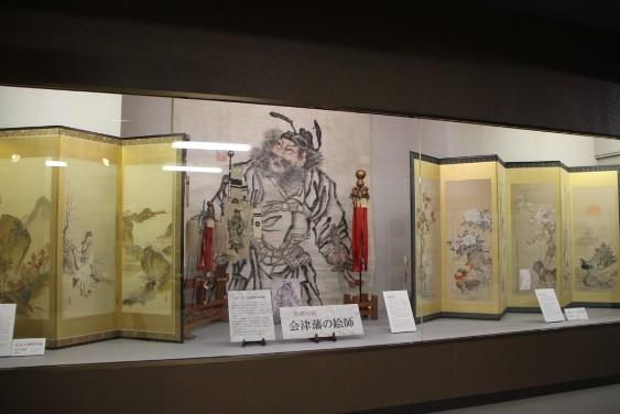 会津藩の絵師