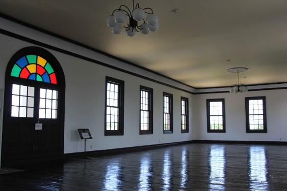 2階旧会議所