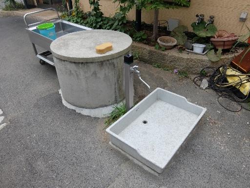 おいしい水の井戸
