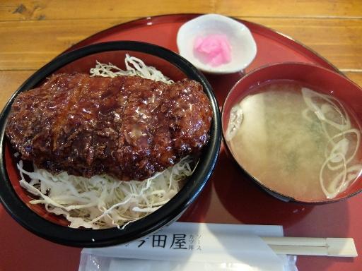 極厚ソースカツ丼
