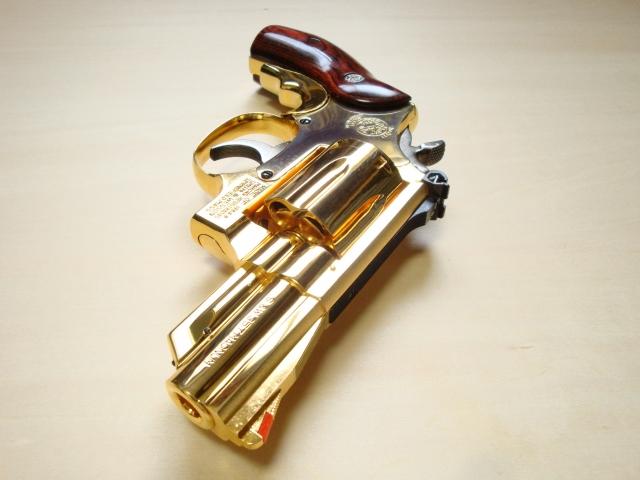 [コクサイ]S&W M19 2.5インチ(金属製モデルガン)