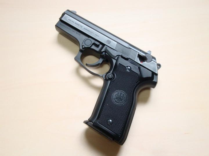 [WA]ベレッタ M8045 クーガーF 〈カーボンブラックHW〉