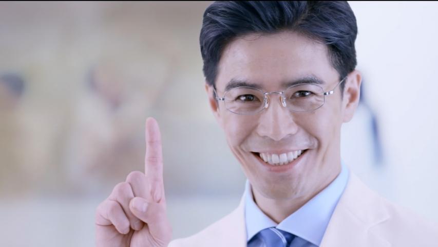 ロート製薬 デ・オウ「驚きの事実」篇 伊藤英明
