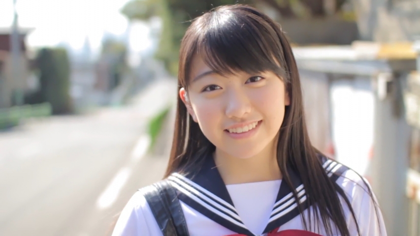 「Greeting ~浜浦彩乃・和田桜子~」こぶしファクトリー 和田桜子