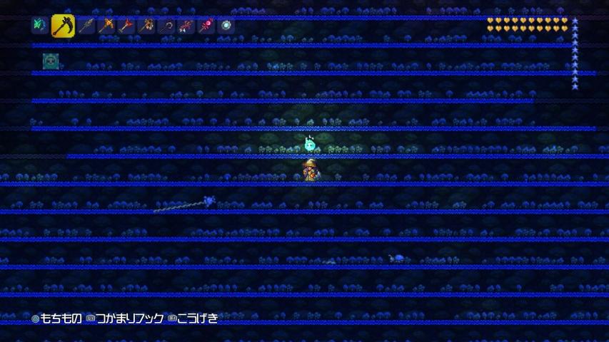 [PS4]テラリア フィッシュロンこうしゃく攻略