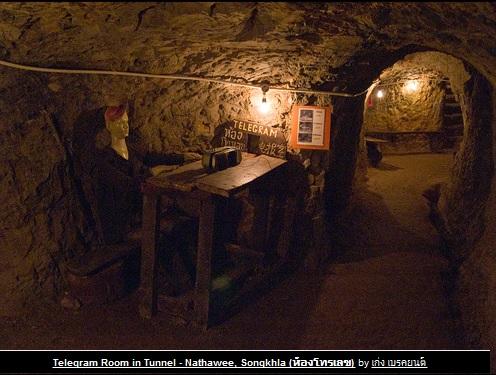 2016-8-29マラヤ共産党基地の地下トンネル