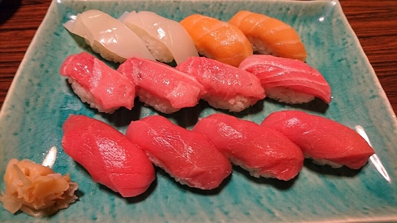 2016-08-10お寿司 ③