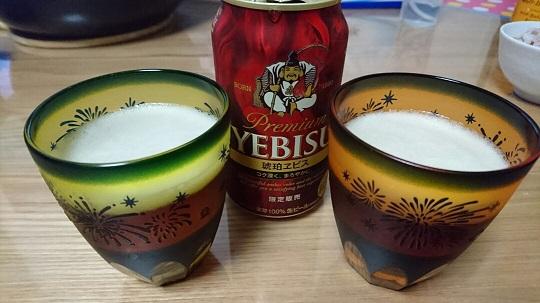 琥珀ヱビスビール②