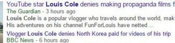 tokLouis Cole