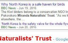 tokMiranda Naturalists Trust
