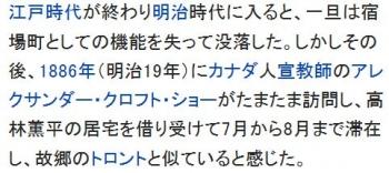 wiki軽井沢2