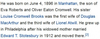 wikiJames H R Cromwell