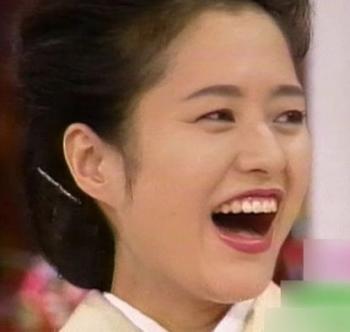三田寛子 驚異の笑顔 可愛い過ぎる人