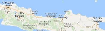 mapインドネシア