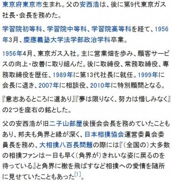 wiki安西邦夫2