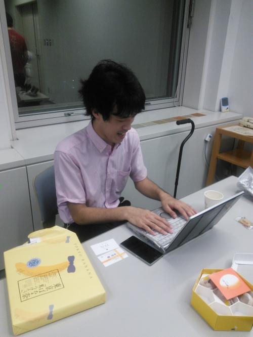 Ozakiさん