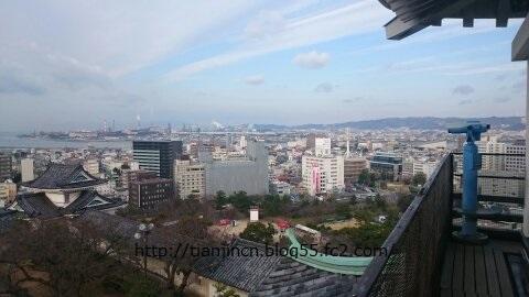 和歌山城天守閣1