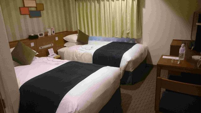 新宿ワシントンホテル本館11