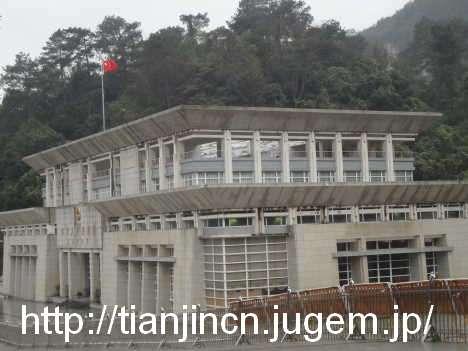 中越国境 友誼関口岸4