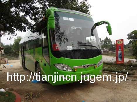南寧-ハノイ(河内)国際バス(友誼関-ハノイ(河内)区間)1
