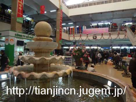 ハノイ Cho Dong Xuan ドンスアン市場2