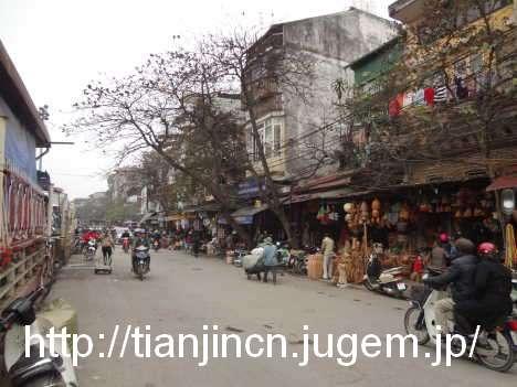 ハノイ Cho Dong Xuan ドンスアン市場4