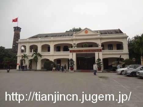 ハノイ 軍事歴史博物館1