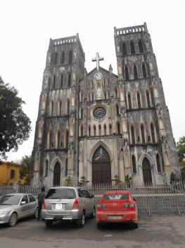 ハノイ大教会(セント・ジョセフ教会)1
