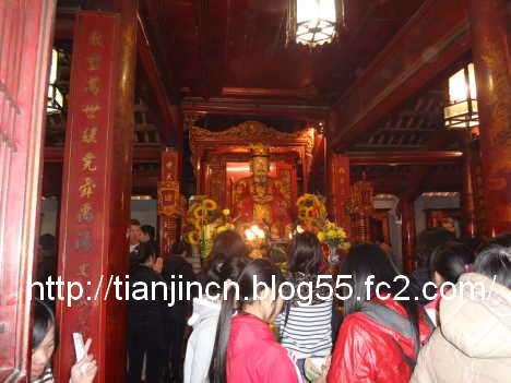 ハノイ 文廟 Van Mieu14