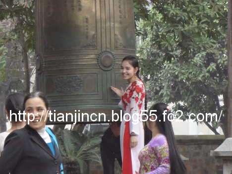 ハノイ 文廟 Van Mieu16