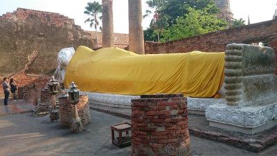 ワット・ヤイ・チャイ・モンコン Wat Yai Chai Mongkon2